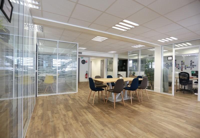 aménagement espace co-working